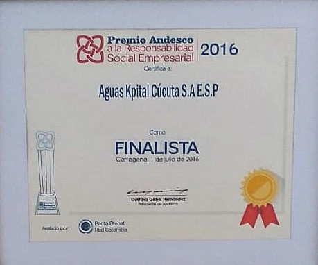 Andesco 2016