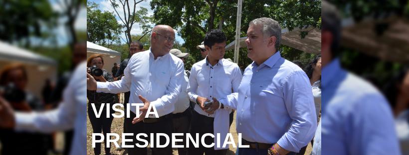 Visita Presidente / Pacto Bicentenario por el Agua